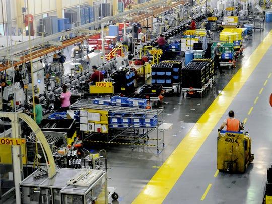 General Motors cranks up production of its next-generation