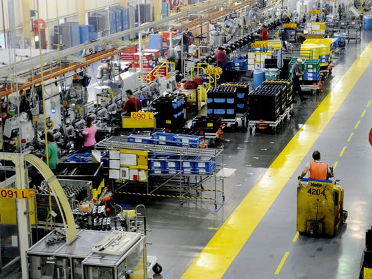 General Motors cranks up production of its next-generation