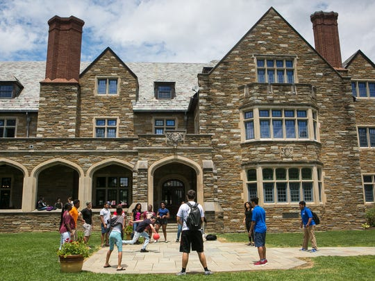 The Delaware College Scholars program takes up to 40