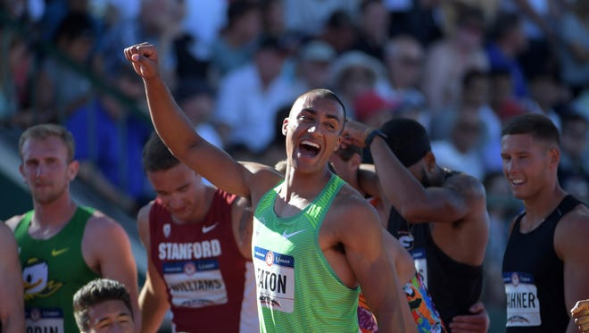 Ashton Eaton, the reigning Olympic and world champion in the decathlon, will try to add a second Olympic gold medal.