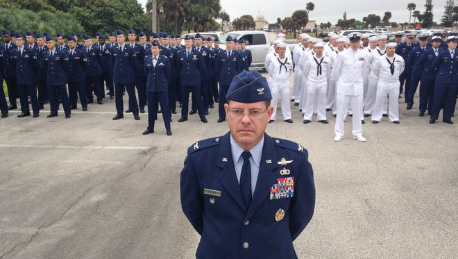 Pearl Harbor and Pacific Theater Veterans Ceremony at The Tides at Patrick Air Force Base