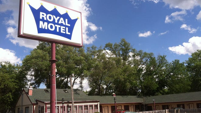 Jerry Victor Brueggeman on June 1 was found dead in the room where he had been staying at the Royal Motel, 3718 Douglas Ave.