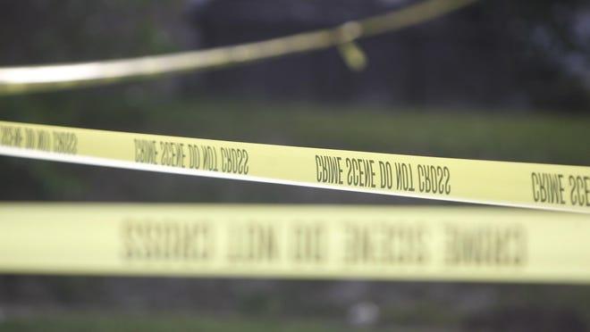File photo: crime scene