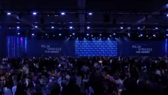Inside the Palm Springs Film Festival Gala