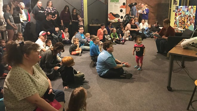 The 7th annual Seuss Science Day is Saturday at the Discovery Center.