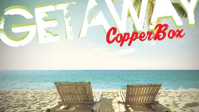 """Copper Box's new CD, """"Getaway."""""""