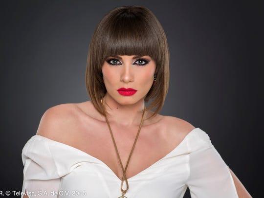 Victoria Camacho.