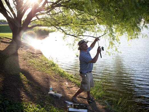 27 top restaurants and places to shop in payson for Fishing in phoenix arizona
