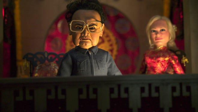 "Kim Jong Il gets killed in the film ""Team America"" in 2004."