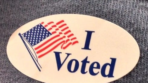 Early voting continues in Maynard and Stow.