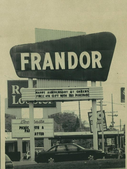 MAIN ART FRANDOR SIGN