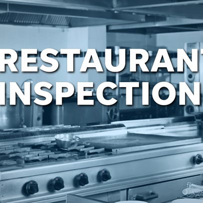 Restaurant inspections for Adams County
