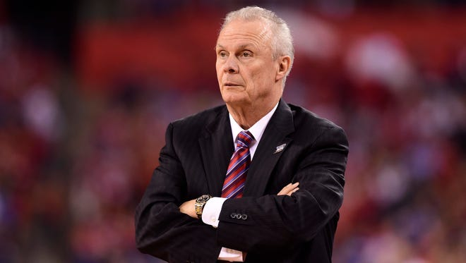 Bo Ryan has announced he will step down after the upcoming season.