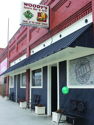 Woody's Sports Bar and Grill in Pratt is one of 15 small businesses that recently received micro loans from the county, according to Pratt County Economic Development manager Heather Morgan. She presented block grant information to the Pratt County commissioners at their April 13 meeting.
