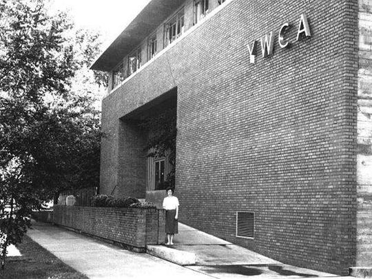This Salem YWCA building was designed by Pietro Belluschi. He also designed the Oregon Statesman building, the First National Bank and the Marion County Courthouse.