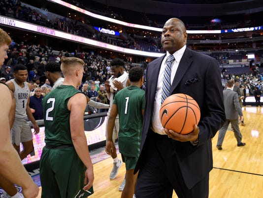 Patrick Ewing Wins Coaching Debut As Georgetown Beats Jacksonville