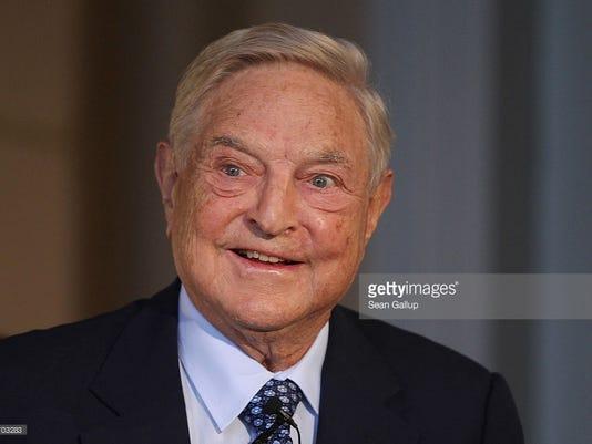 George Soros, D