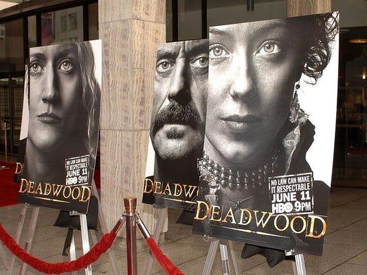 "Premiere Of HBO's ""Deadwood"" - Arrivals"