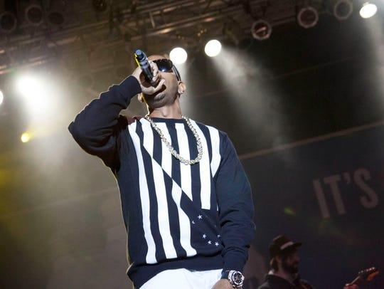 Rapper Ludacris returns to Summerfest June 29.