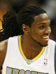 NBA star Kenneth Faried