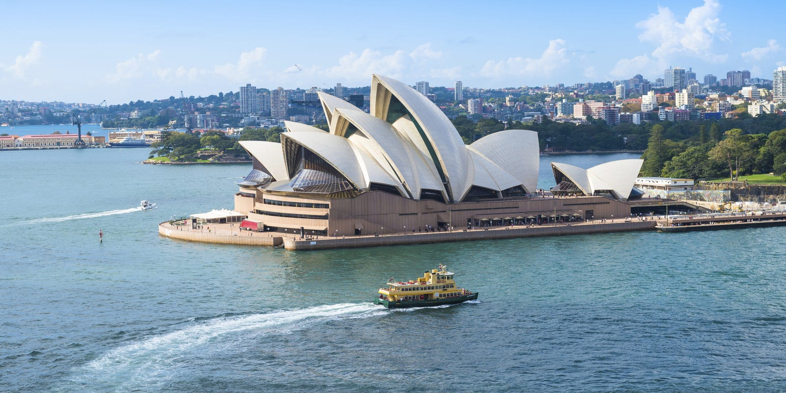 Planning your first trip to Sydney