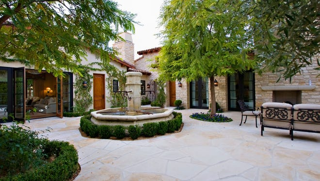 A shade tree can help you beautify your yard while also providing shade.