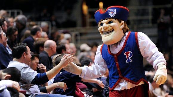 USP NCAA BASKETBALL: VILLANOVA AT PENNSYLVANIA S BKC USA PA