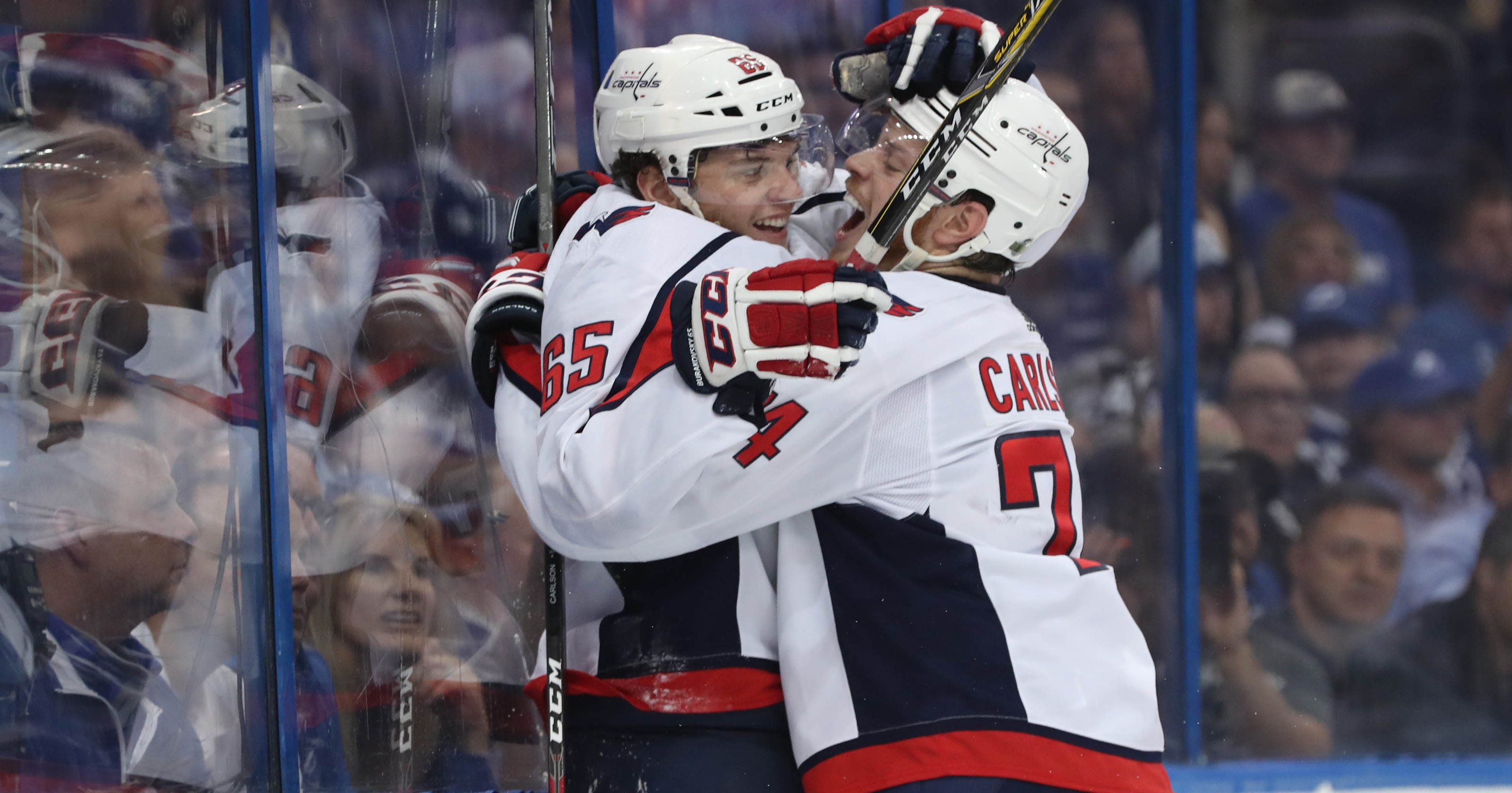 Capitals defeat Lightning in Game 7 to reach first Stanley Cup Final since  1998 fe8de90a386