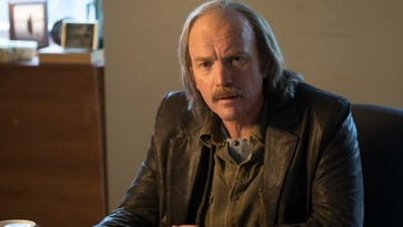 Ewan McGregor loves his new, creepy-looking 'Fargo' character Ray Stussy