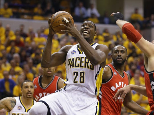 Ian Mahinmi may leave Pacers in search of more money and playing time than Indiana can offer.