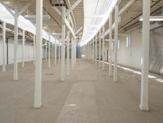 There still remains 16,000 square feet of undeveloped