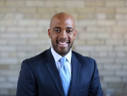 Head shot of 11th Assembly District State Rep. Mandela