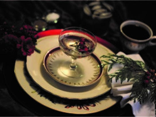 Try mixing and matching various dish patterns for a