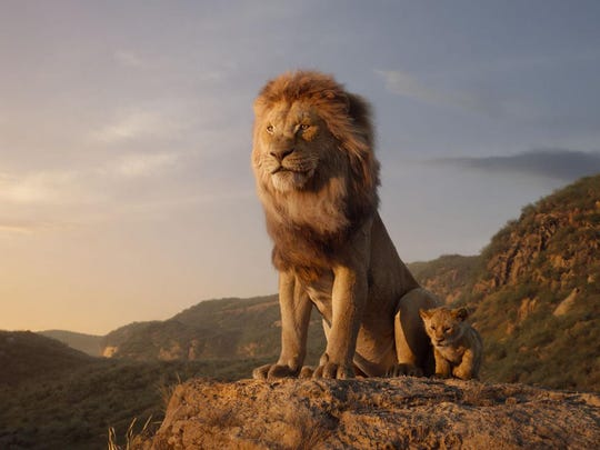 """The Lion King's"" unusual production techniques could change the way movies are made, according to the people involved in creating the big-budget blockbuster."