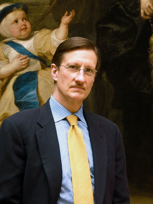 2007 photo of walter liedtke curator of european paintings at the