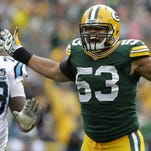 Green Bay Packers outside linebacker Nick Perry.