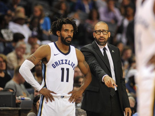 New York Knicks head coach spent one-plus seasons coaching Mike Conley and the Memphis Grizzlies.