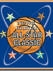 News Journal All-Star Basketball Classic logo