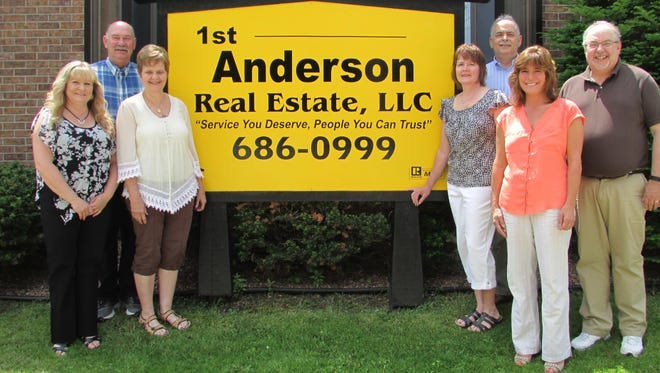 1st Anderson Real Estate, LLC was established in 2012 by a group of experienced Realtors with a common goal of wanting to offer the best possible service to its customers and clients.