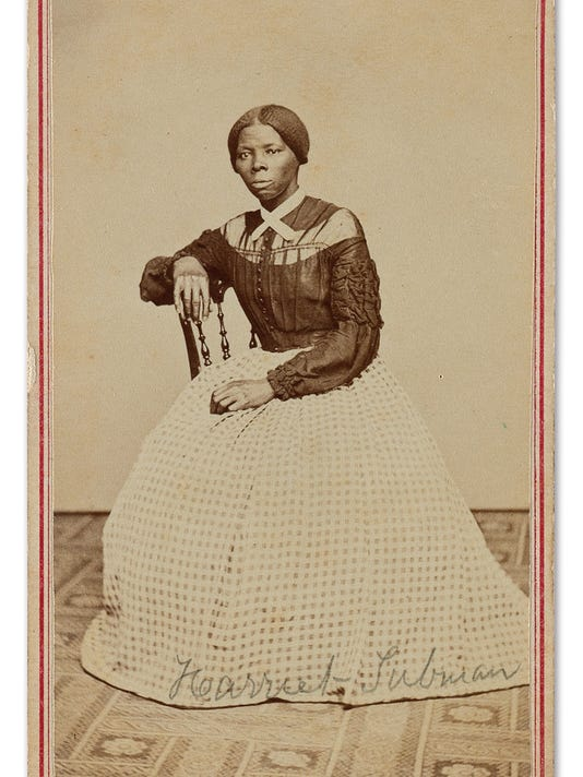 tubman photograph auction