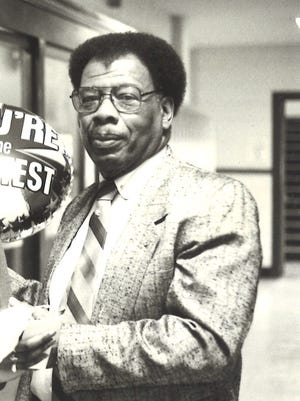 Joseph Roberts in 1990.