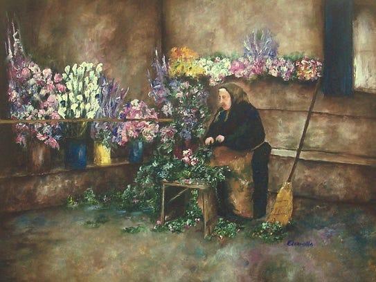"""Flower Maker"" by Alberto Escamilla"