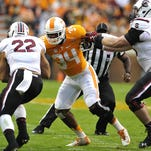 Darrin Kirkland Jr.'s 57 tackles are the fifth-highest total of any Tennessee true freshman in school history.