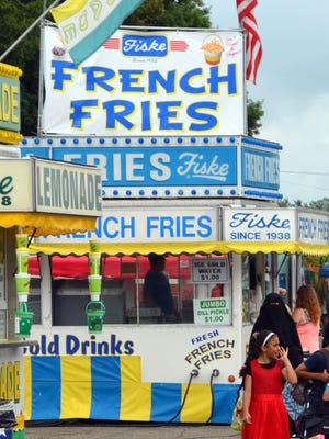"""""""Fair Food Weekend"""" is set for Saturday and Sunday at the Branch County fairgrounds."""