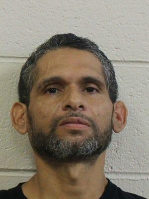 Suspected drug dealer Hector Manuel Santiago