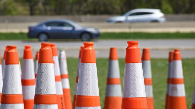 Road construction is expected to affect US Highway 82 in Sherman this week.