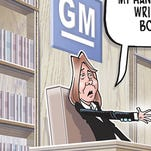 General Motors is in high gear