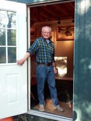 Harry McCue will be among the artists welcoming visitors