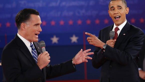 Romney tells (a long) Obama joke