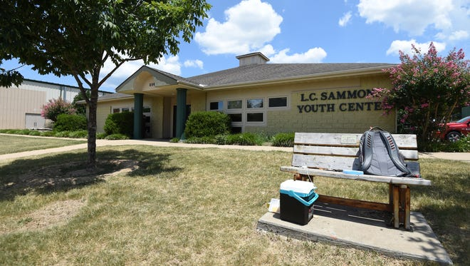 The L.C. Sammons Youth Center in Mountain Home is one of more than a dozen voting locations that would be consolidated into other voting sites under a plan recently presented by the Baxter County Election Commission. Voters previously using the youth center would instead cast their ballots at the Eastside Baptist Church.
